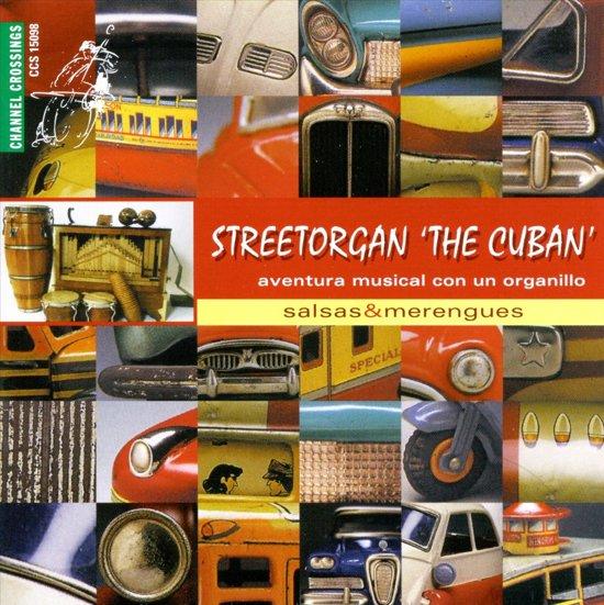 """Street Organ """"The Cuban"""""""
