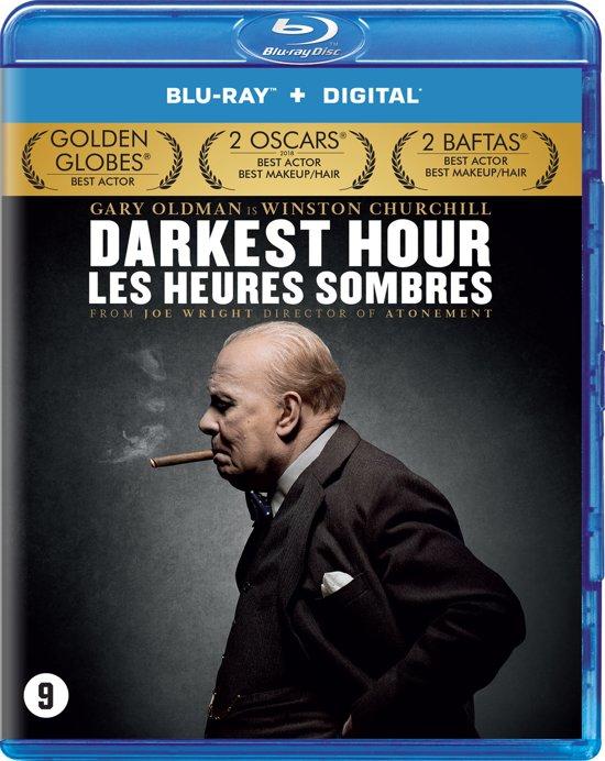DVD cover van Darkest Hour (Blu-ray)
