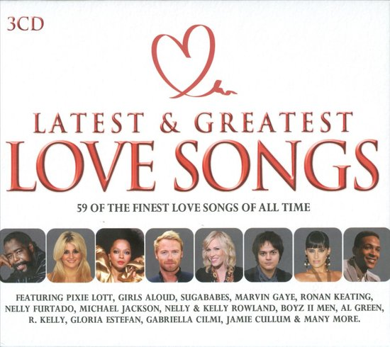 Various - Latest & Greatest Love..