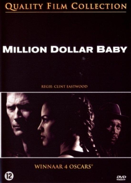 Cover van de film 'Million Dollar Baby'