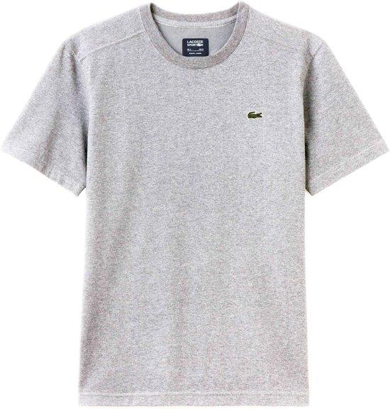 Lacoste T-shirt heren Sportshirt - Maat XS  - Mannen - zwart