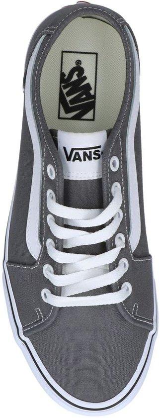 Maat Vans canvas Heren Decon Filmore white Pewter 43 Sneakers ppagnzqwxP