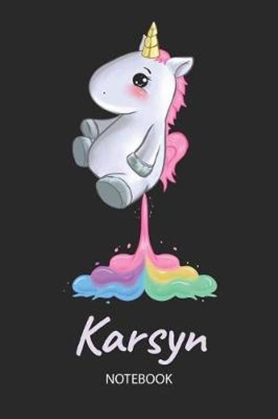 Karsyn - Notebook