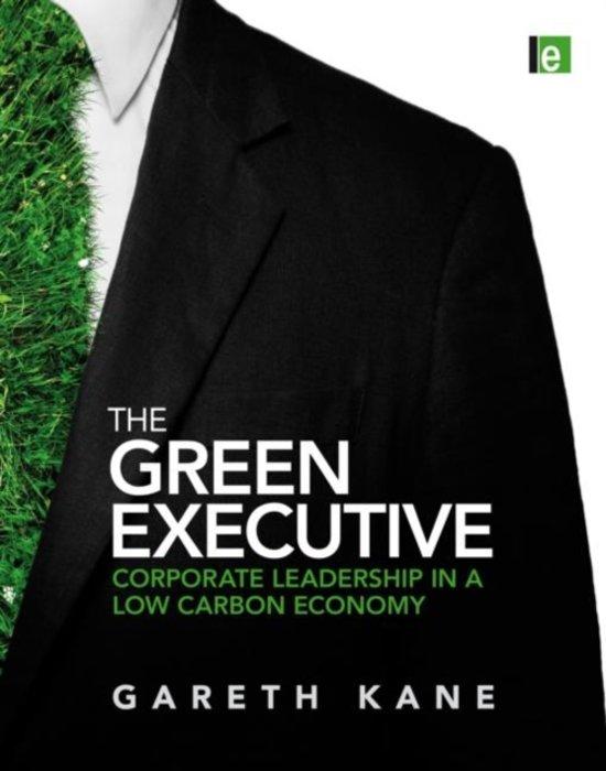 The Green Executive