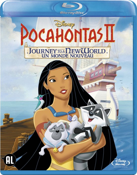 Pocahontas 2 - Journey To The New World