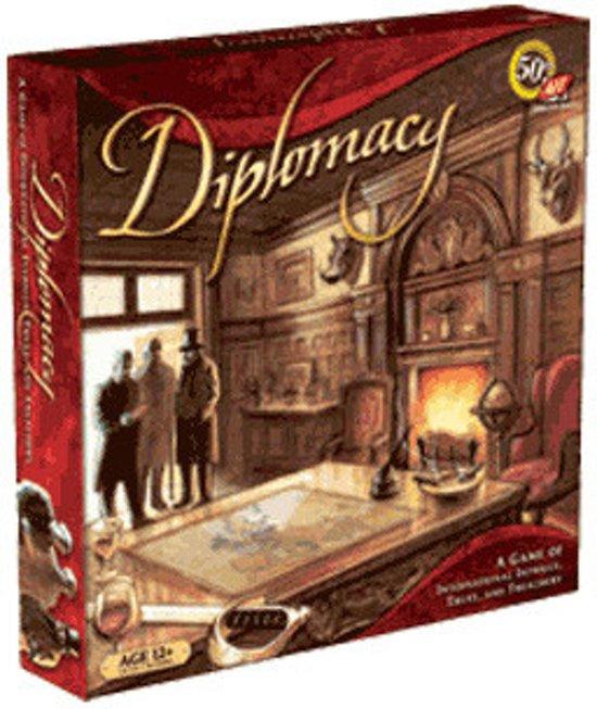 Diplomacy - Engelstalig Bordspel
