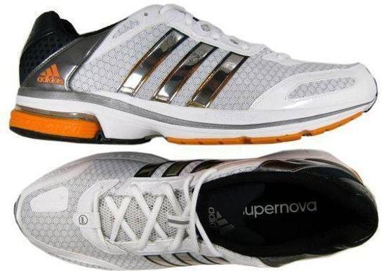bol.com   Adidas Supernova glide 4 heren hardloopschoen wit ...