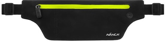 Avanca Sport Belt Neon Yellow