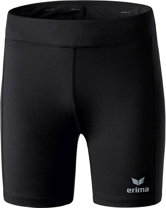 Erima Performance Dames Running Short - Shorts  - zwart - 44