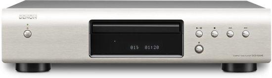 Denon DCD-520 - CD-speler - Zilver
