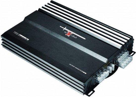 excalibur 2000watt 4kanaals versterker