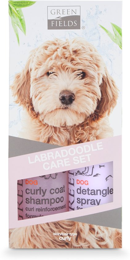 Greenfields - Labradoodle Care Set - 2 x 250 ml