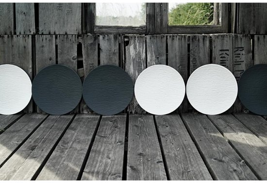 Villeroy & Boch Manufacture Rock Gourmetbord à 36 cm