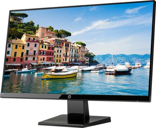HP 1CA86AA computer monitor 60,5 cm (23.8'') Full HD LED Zwart