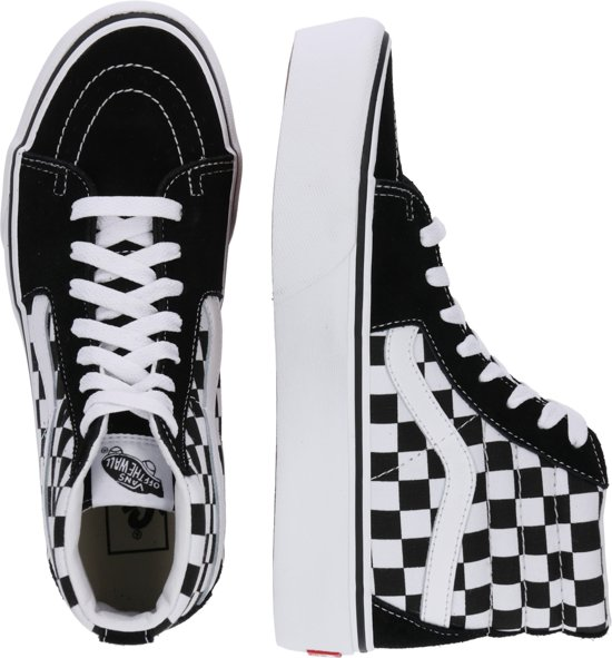 Maat Sneakers 5 Zwart 2 Platform Vans 38 Hi Dames Sk8 pwx6nS0v