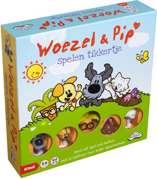 Woezel & Pip Tikkertje Spelen Kinderspel
