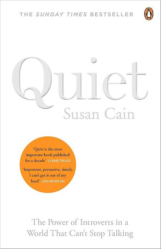 'Quiet' by Susan Cain*