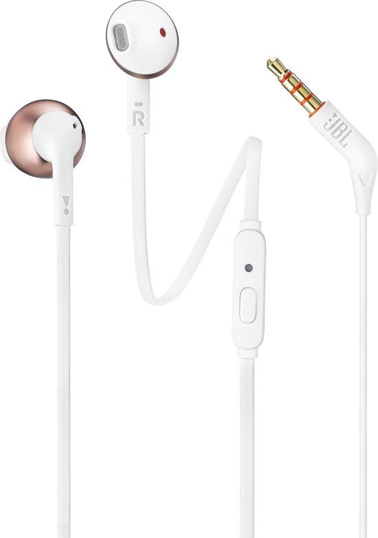 JBL T205 - In-ear oordopjes - Rosé goud in Péruwelz