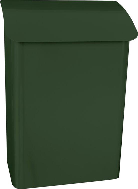 Wandbrievenbus Lugon - Groen