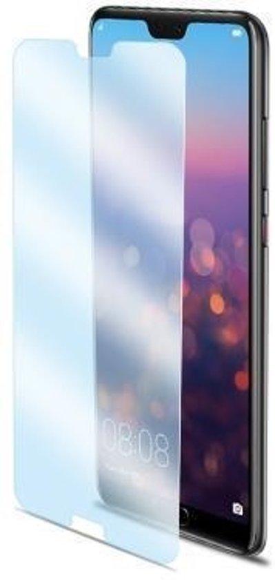 Celly EasyGlass Screenprotector 9H voor Huawei P20