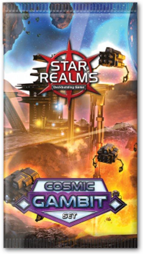 Afbeelding van het spel Star Realms: Cosmic Gambit Expansion