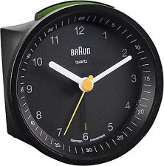 Braun BNC007 BKBK 7790 Wekker à 8 cm