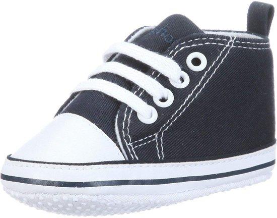 Playshoes sneaker marine Maat: 18
