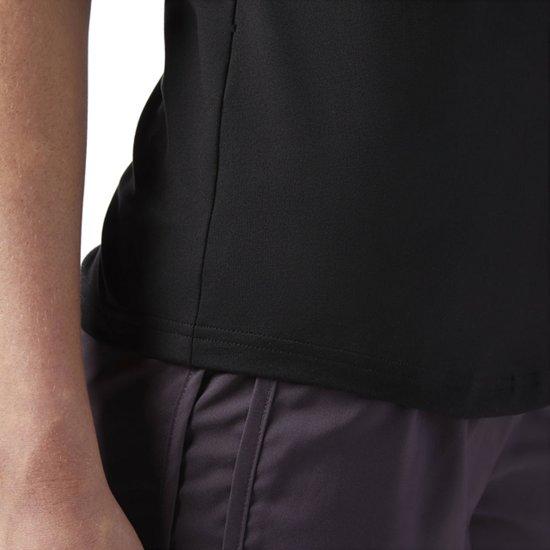 Reebok Wor Sw Tee Sportshirt Dames - Black