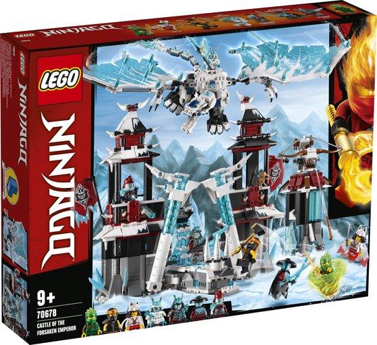 Verwonderend bol.com | LEGO NINJAGO Kasteel van de Verlaten Keizer - 70678 SF-14