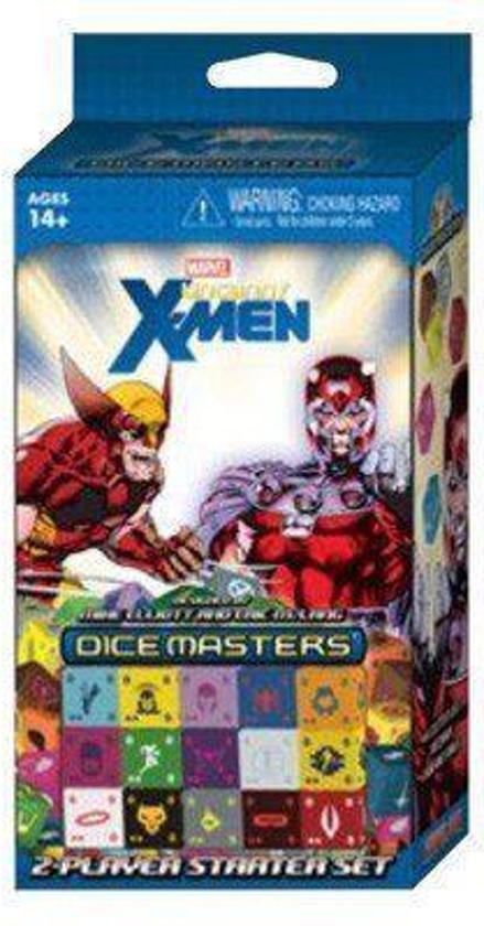 Afbeelding van het spel Marvel Dice Masters The Uncanny X-Men Starter Set