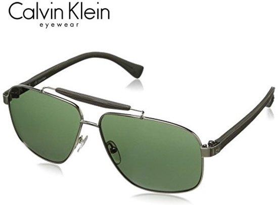 9bd0b2fcb4c14c Calvin Klein Platinum zonnebril CK1187S 714 - Aviator - Pilotenbril