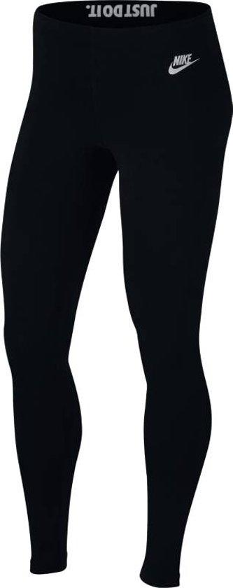 1901ef4c570 bol.com   Nike Legasee JDI Sportlegging Dames - Black/(White)