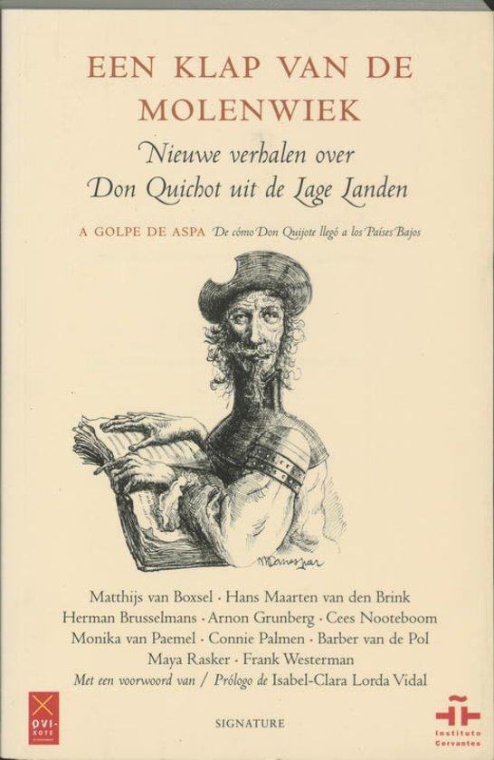 Boek cover Een Klap Van De Molenwiek van Hans Maarten van den Brink (Onbekend)