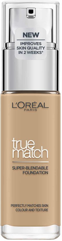 L'Oréal Paris True Match Foundation - W3 Beige Doré