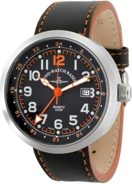Zeno-Watch Mod. B554Q-GMT-a15 - Horloge