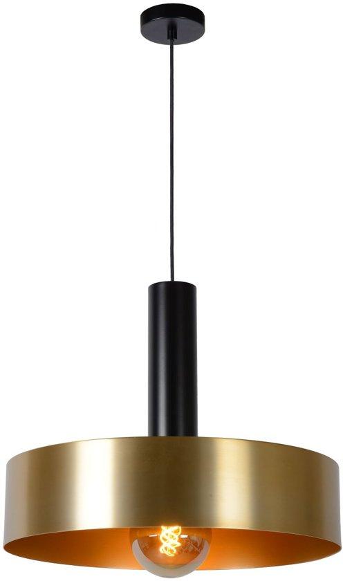 Lucide GIADA - Hanglamp - Ø 50 cm - E27 - Mat Goud