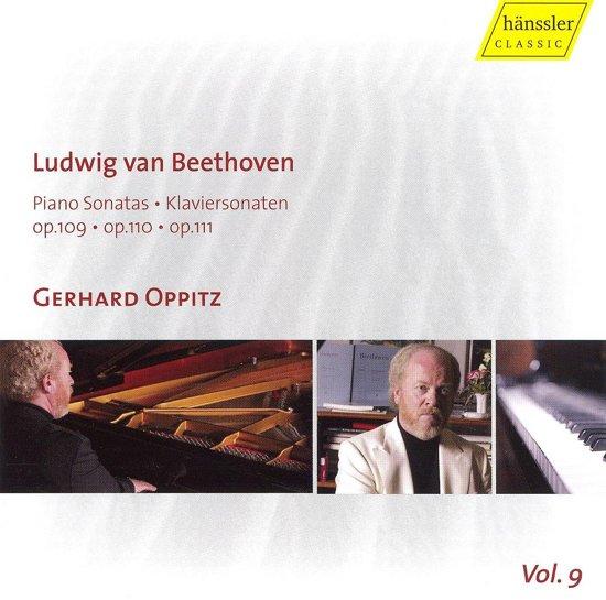 Piano Sonatas Op.109, Op.110, Op,111