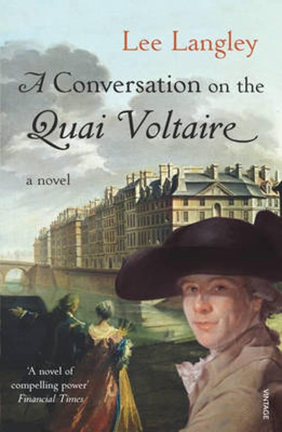 A Conversation on the Quai Voltaire