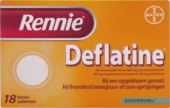 Bolcom Rennie Deflatine 36tab