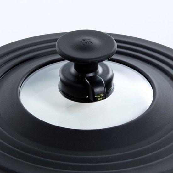 BK Universeel Antispatdeksel 16-24 cm