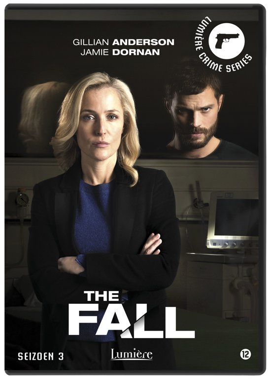 DVD cover van The Fall - Seizoen 3