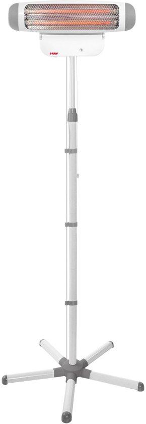 Reer 2in1 FeelWell - straalkachel - Geschikt voor badkamer