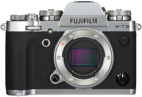 Fujifilm X-T3 - Body - Zilver