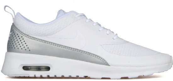 watch 2d432 723cd Nike Air Max Thea Light Silver-41 - WitZilver