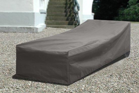 Outdoor Covers Premium Ligbedhoes 200x75x40cm - antraciet
