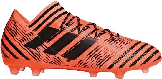 lowest price d6c19 79aa0 adidas Nemeziz 17.3 FG Voetbalschoenen Heren Sportschoenen - Maat 42 -  Mannen - oranje zwart
