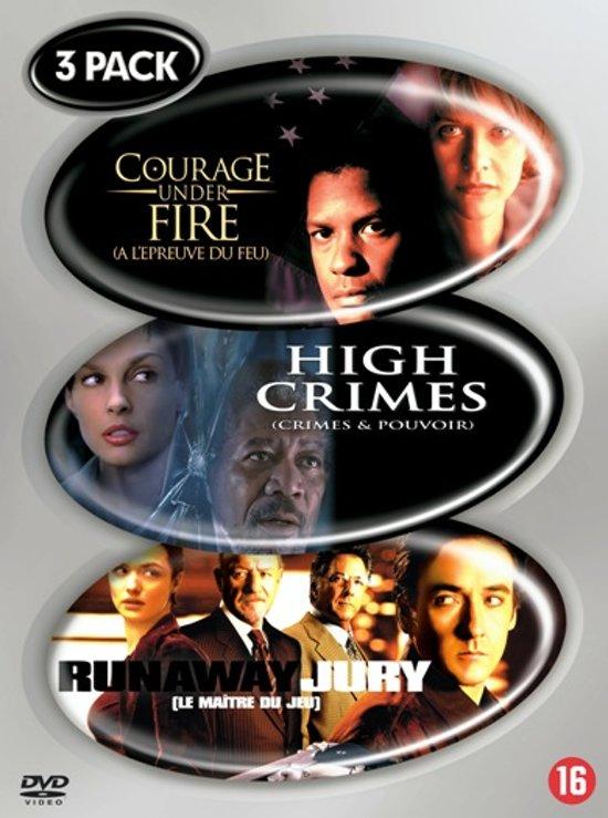 Courage Under Fire/High Crimes/Runaway Jury