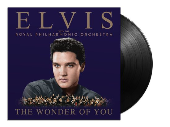 The Wonder Of You: Elvis Presley With The Royal Philharmonic Orchestra (LP)