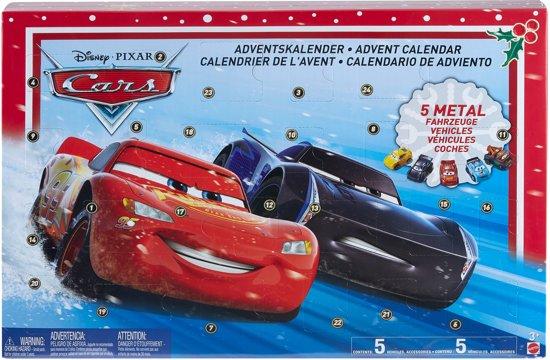 Cars Weihnachtskalender.Cars 3 Adventskalender