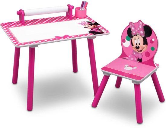 Minnie Mouse Stoel : Bol disney minnie mouse tt mn tekentafel met stoel